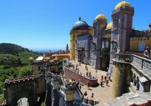 Visiter Sintra et où dormir à Sintra