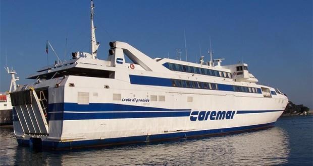 rejoindre-procida-depuis-naples-Ferry