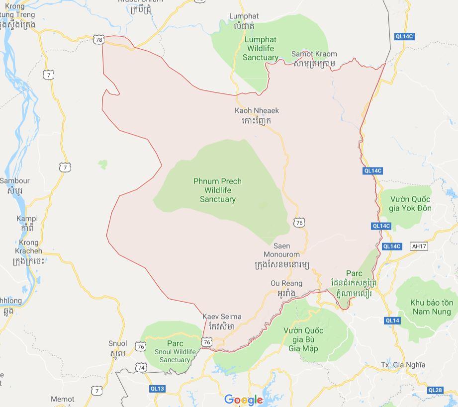province-mondolkiri