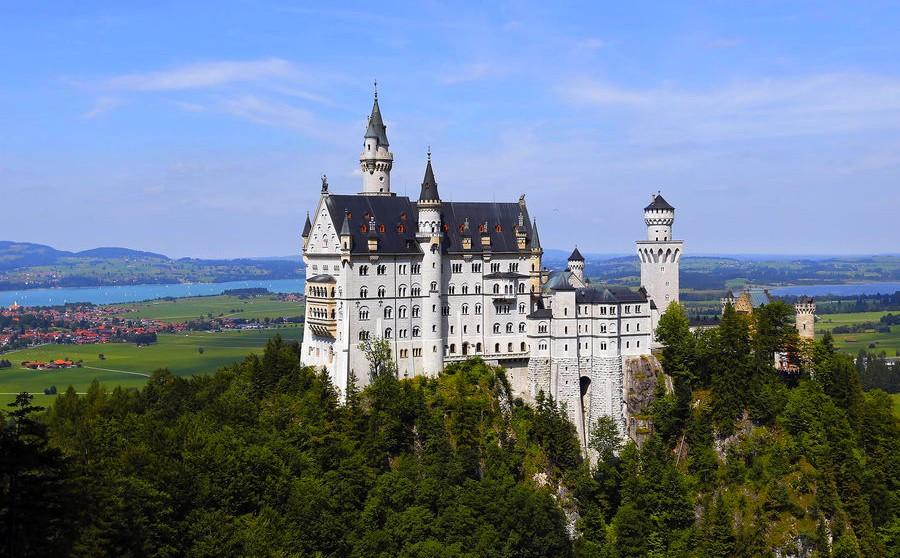 visite-chateau-Neuschwanstein