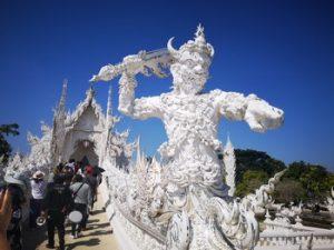 Visiter Chiang Rai et où dormir à Chiang Rai