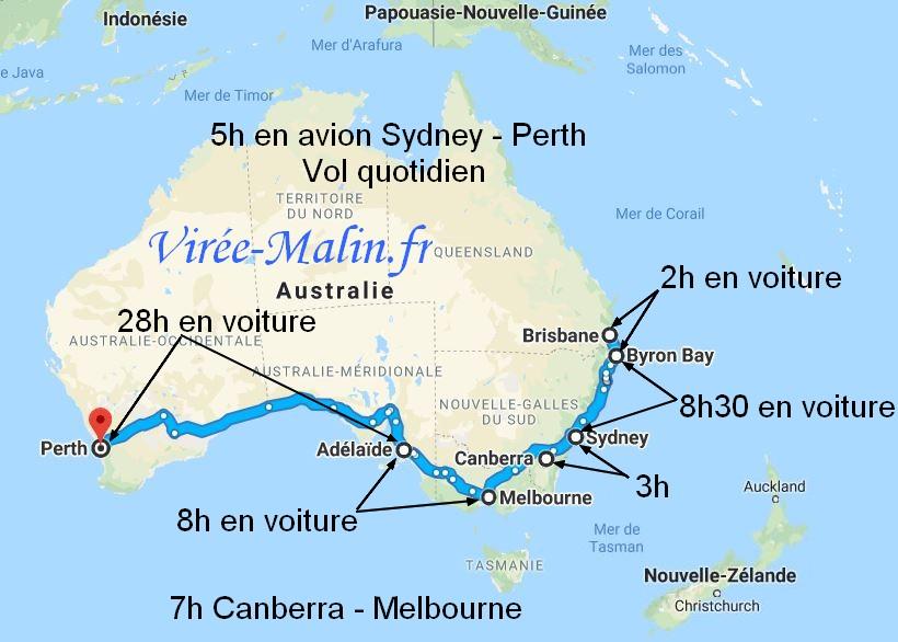 Sydney-google-map