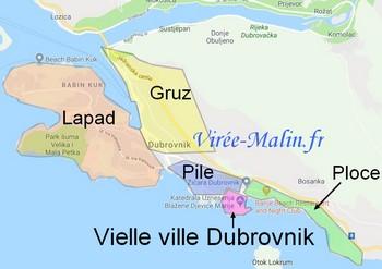 Où dormir à Dubrovnick