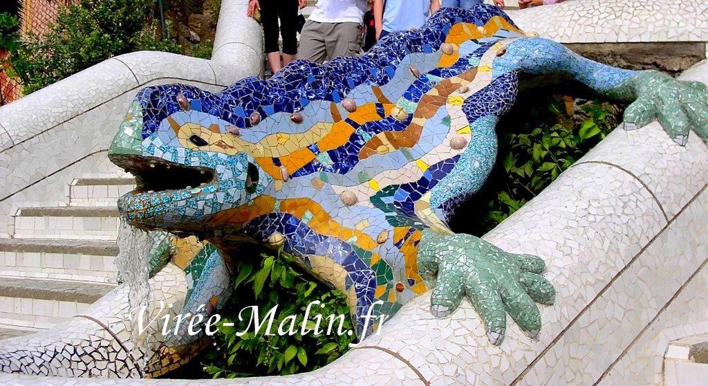 Park-guell-salamandre