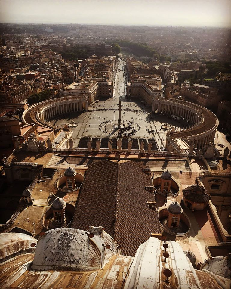 visiter-rome-place-st-pirere-coupole