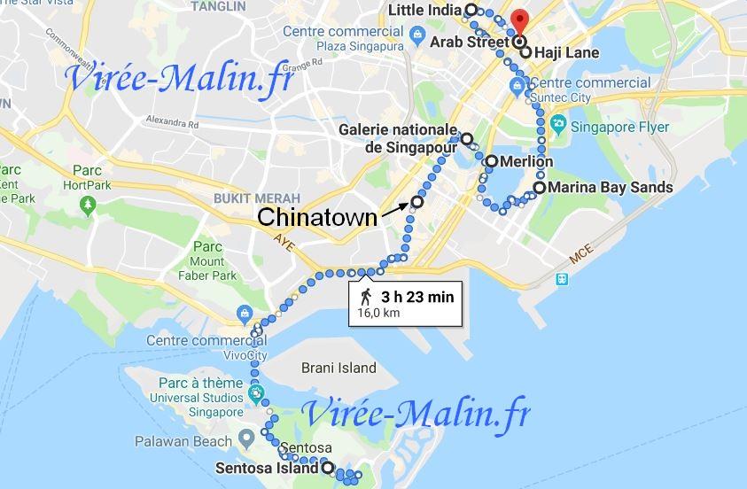visite-incontournable-singapour-carte