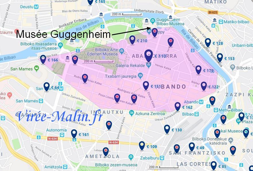 ou-dormir-proche-musee-guggenheim-bilbao