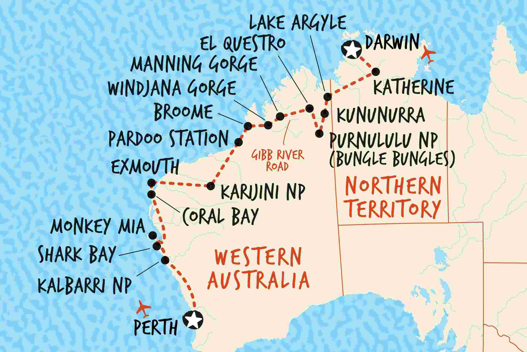 itineraire-west-australie