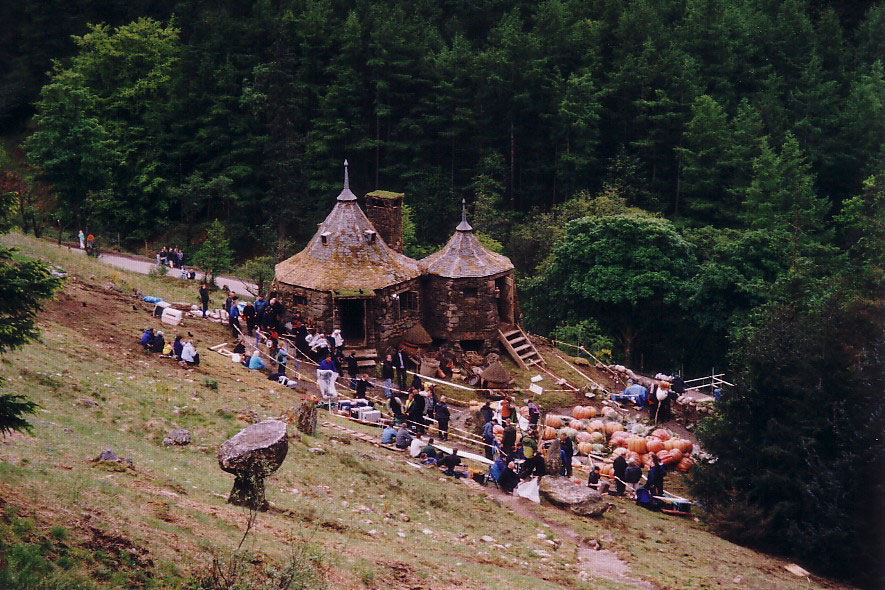 Hagrids-maison-Glencoe-harry-potter
