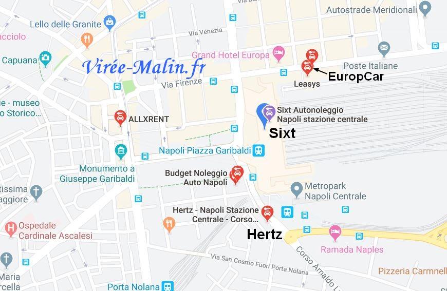 adresse-location-voiture-gare-naples