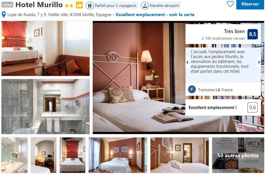 hotel-proche-alcazar-seville