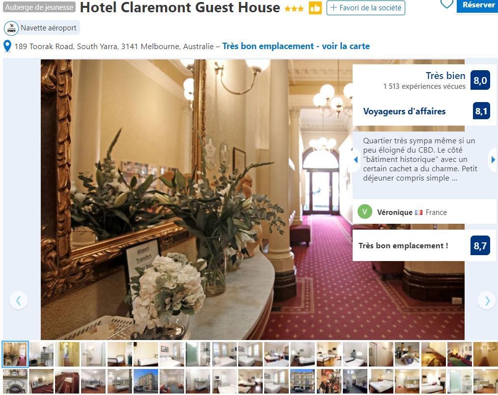 hotel-bon-rapport-qualite-prix-melbourne