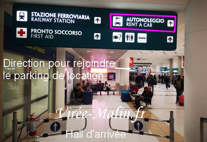 comment-recuperer-voiture-location-aeroport-bari