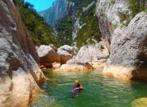 Canyoning dans la Sierra de Guara - Pyrénées