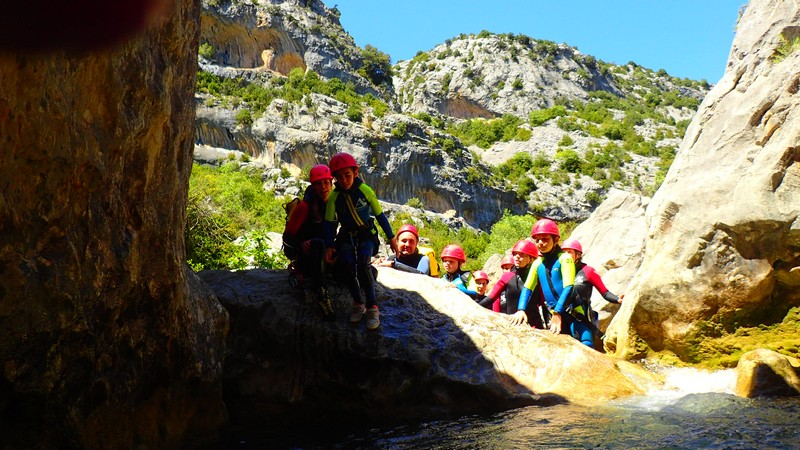 ou-faire-canyoning-sierra-guara-Pyrenees