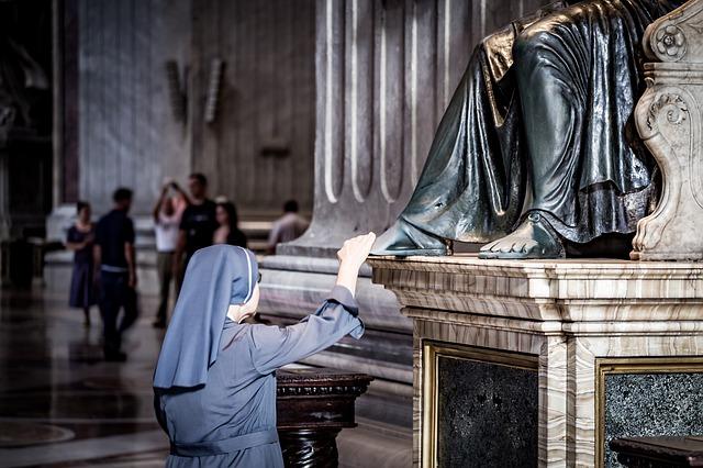 Rome-Basilique-Saint-Pierre