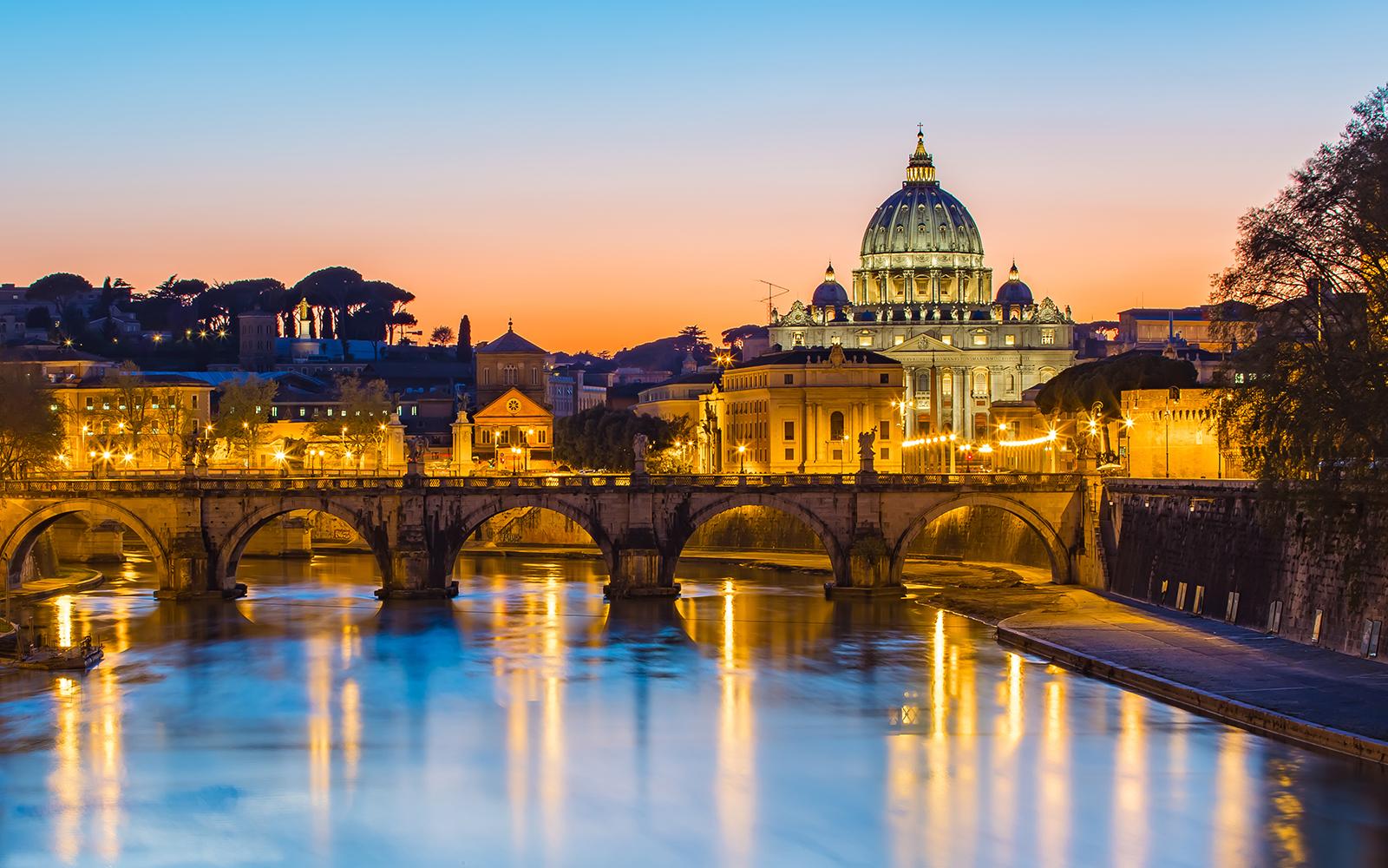 Visiter-Rome-de-nuit