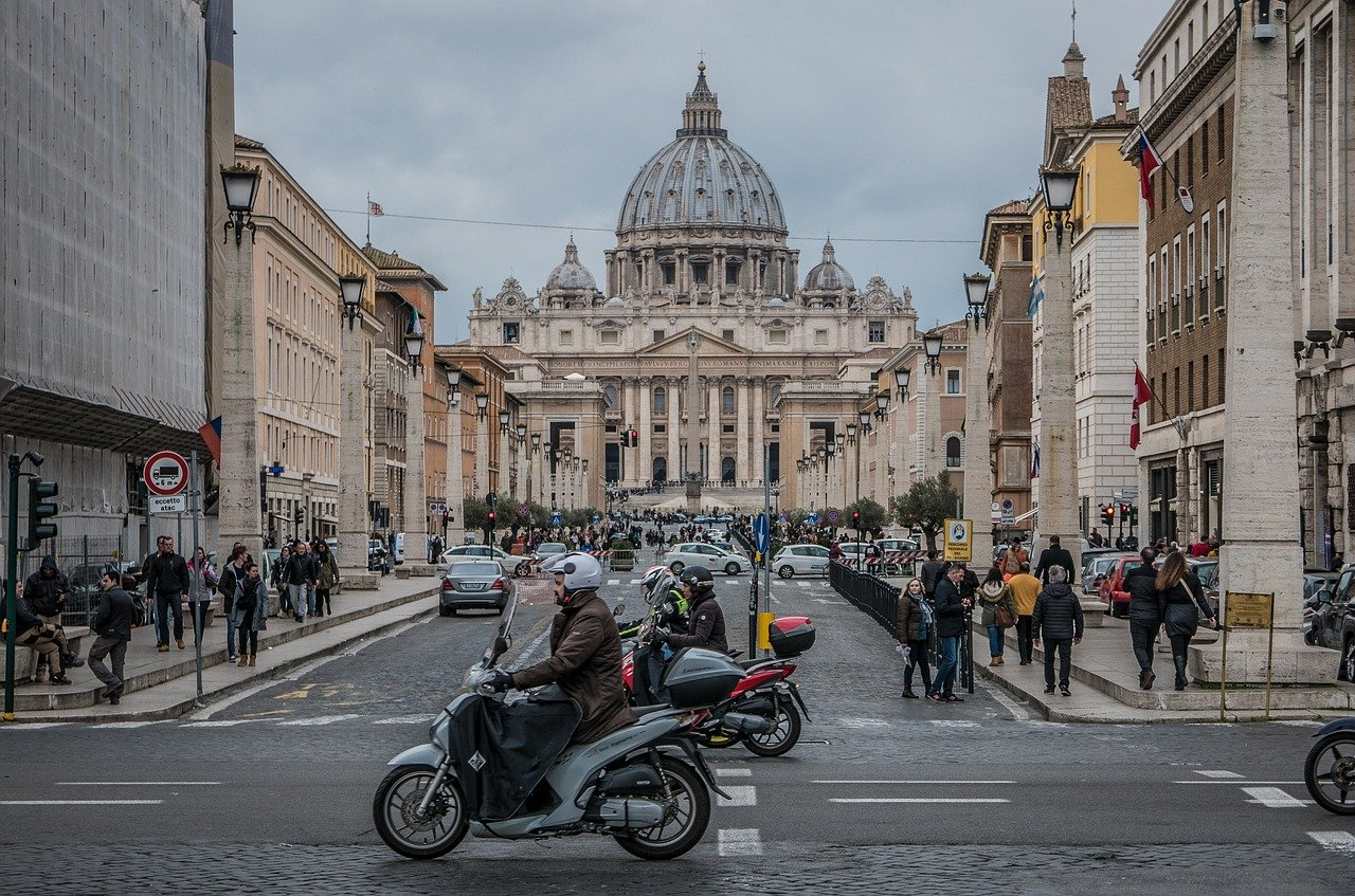 acces-Basilique-Saint-Pierre-Rome