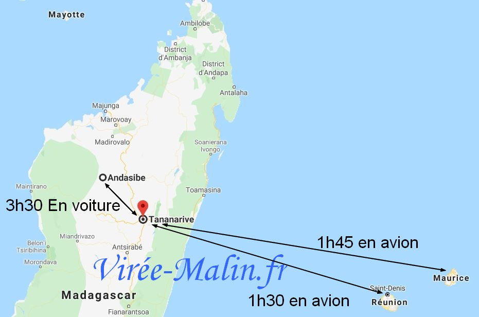 rejoindre-ile-reunion-maurice-depuis-aeroport-tananarive-hotel