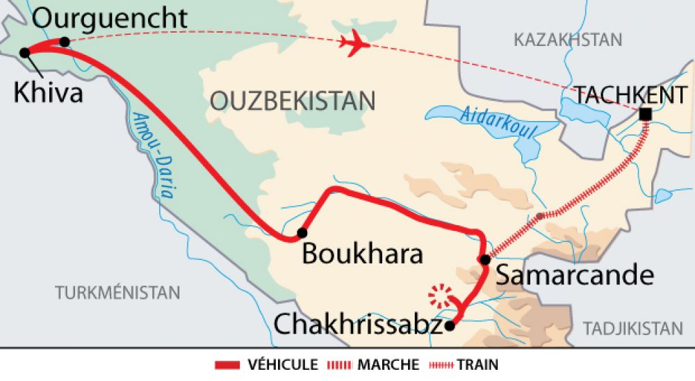 transport-circuit-Ouzbekistan