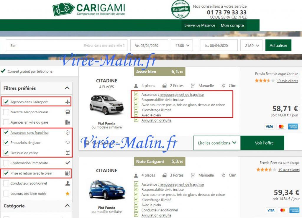 conseil-location-voiture-porto-assurance