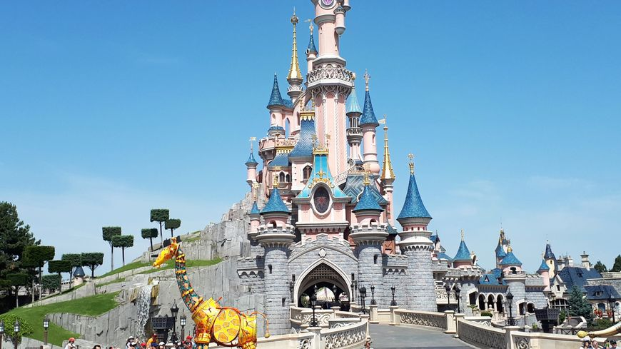 Visiter Disney Land Paris