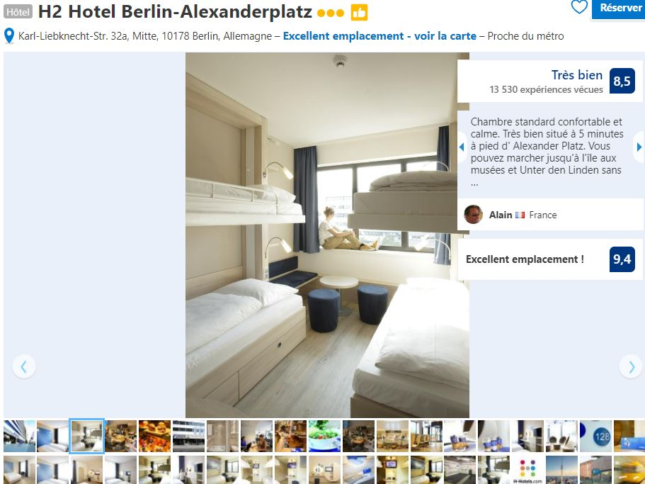 hotel-proche-alexander-platz
