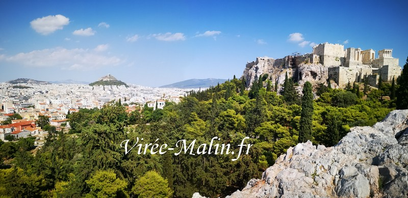 vue-acropole-depuis-colline-ares-areopage-athenes