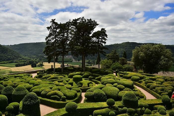 Jardins-de-Marqueyssac-dordogne