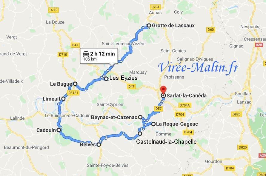 itineraire-visiter-dordogne-perigord-noir