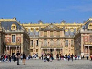 Visiter le château de Versailles, billet coupe file du château de Versailles