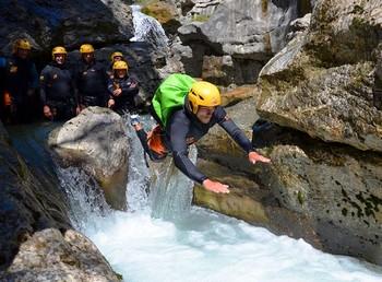 canyoning-saint-lary