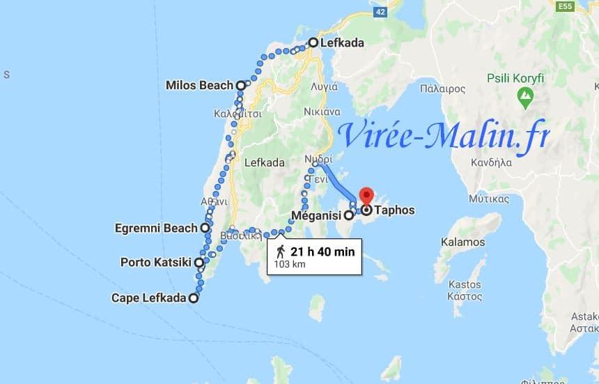 itineraire-bateau-lefkada