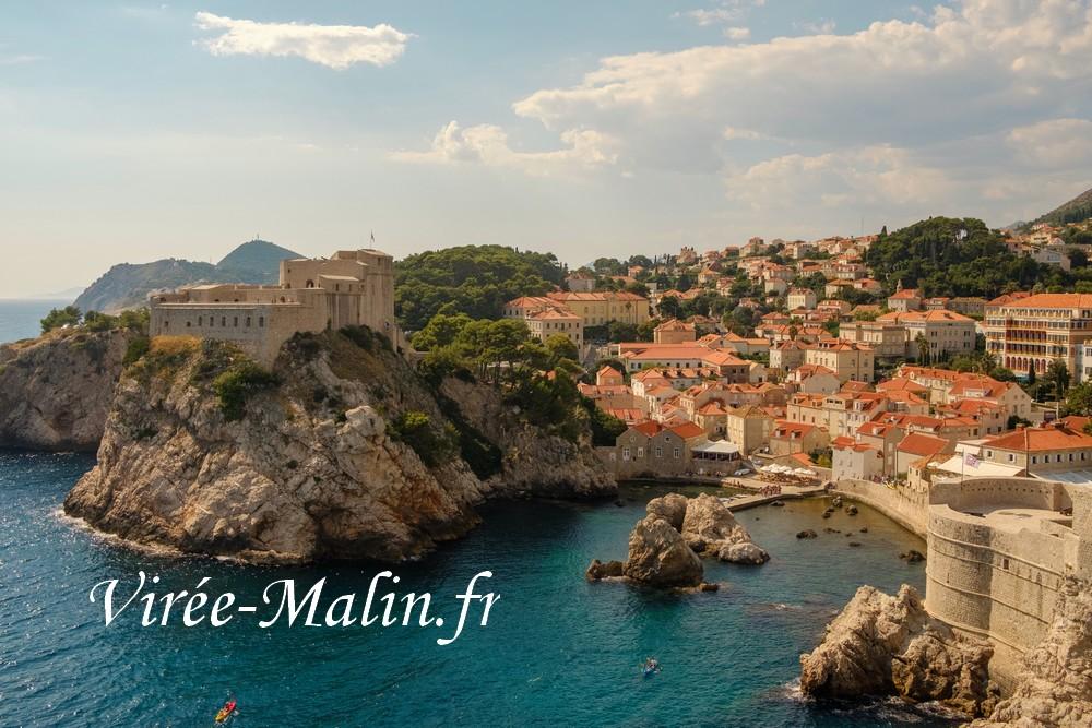 location-bateau-Croatie-Dubrovnik