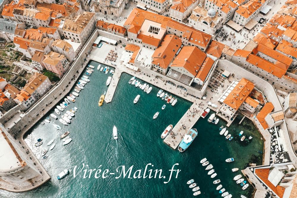 louer-bateau-port-Dubrovnik