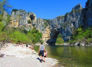 Visiter l'Ardèche et où dormir en Ardèche
