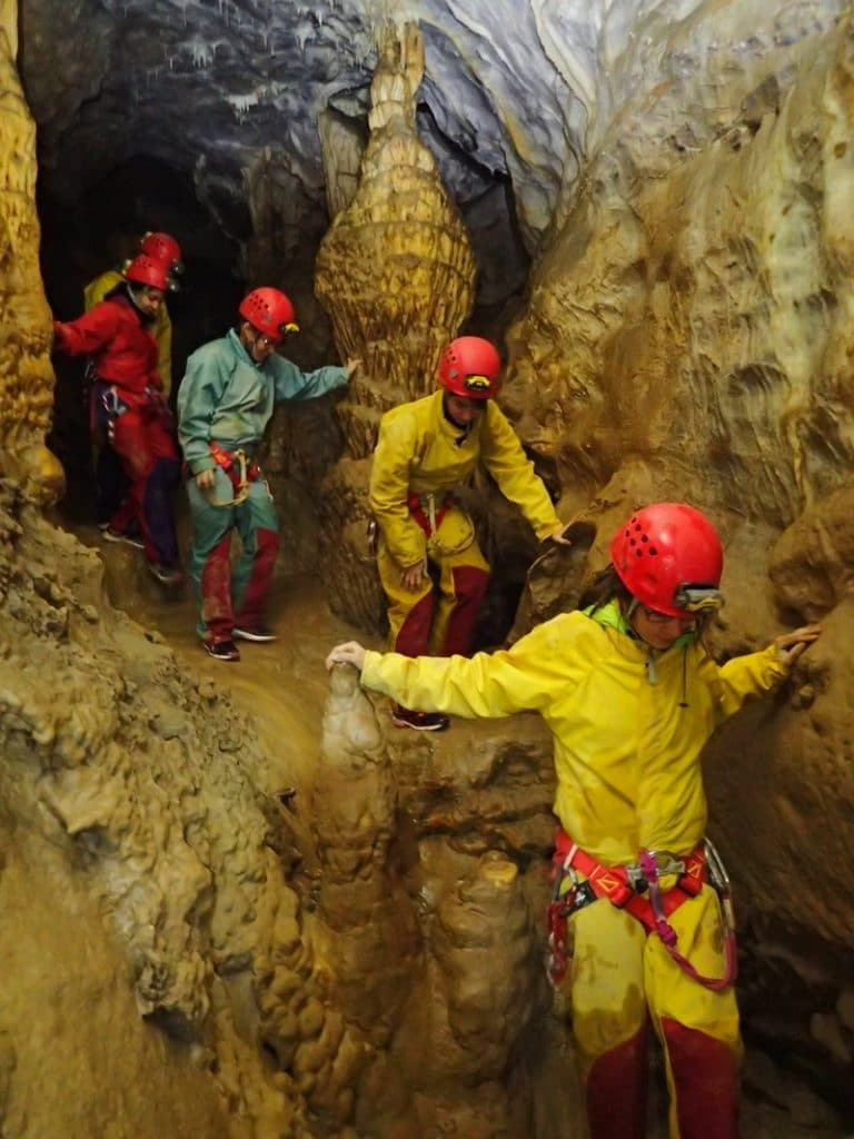 Speleo-grotte-Mescla-alpes-maritimes