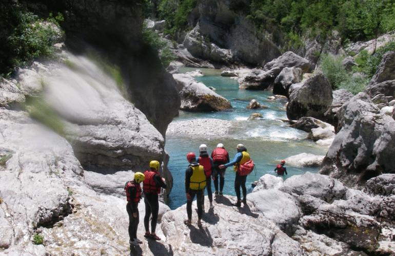 activite-canyoning-gorges-verdon