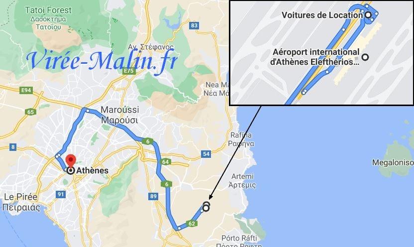 googlemap-parking-location-voiture-aeroport-athenes