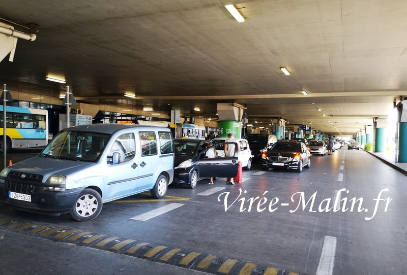 rejoindre-athenes-depuis-aeroport-en-taxi
