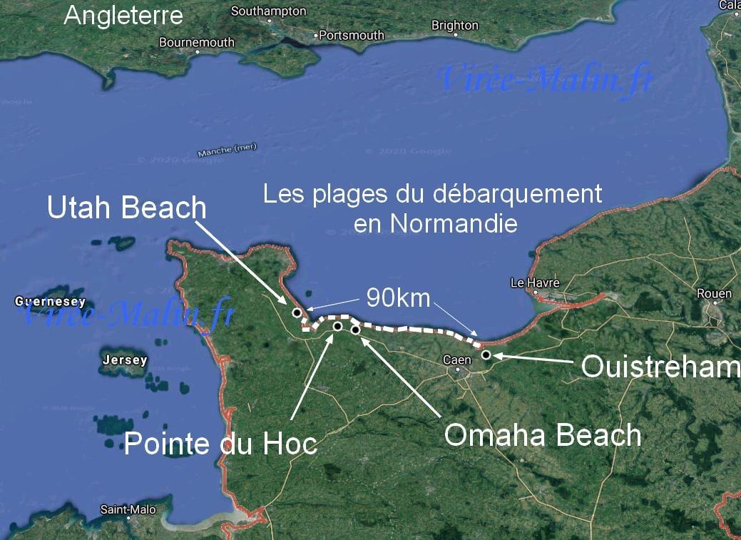 Visiter Les Plages Du Debarquement En Normandie