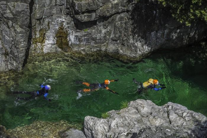 canyon-du-zoicu-corse-canyoning