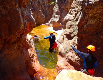 canyoning-en-corse