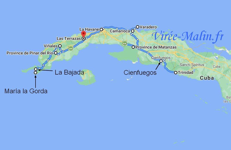 itineraire-pour-visiter-cuba