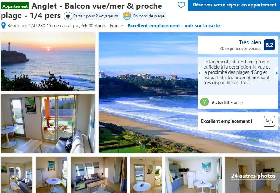 appartement-anglet