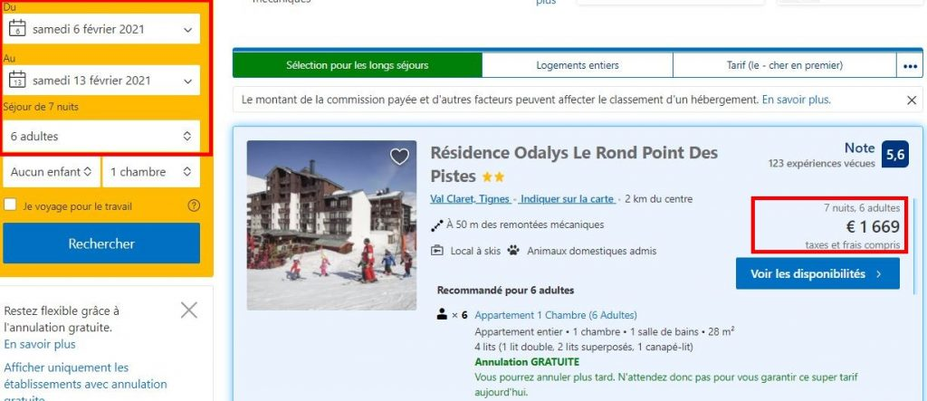 logement-booking-tignes