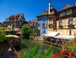 Visiter Colmar - La petite Venise Alsacienne