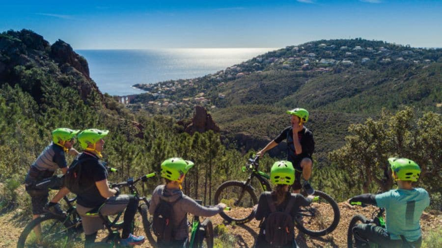excursion-vtt-esterel-depuis-saint-raphael