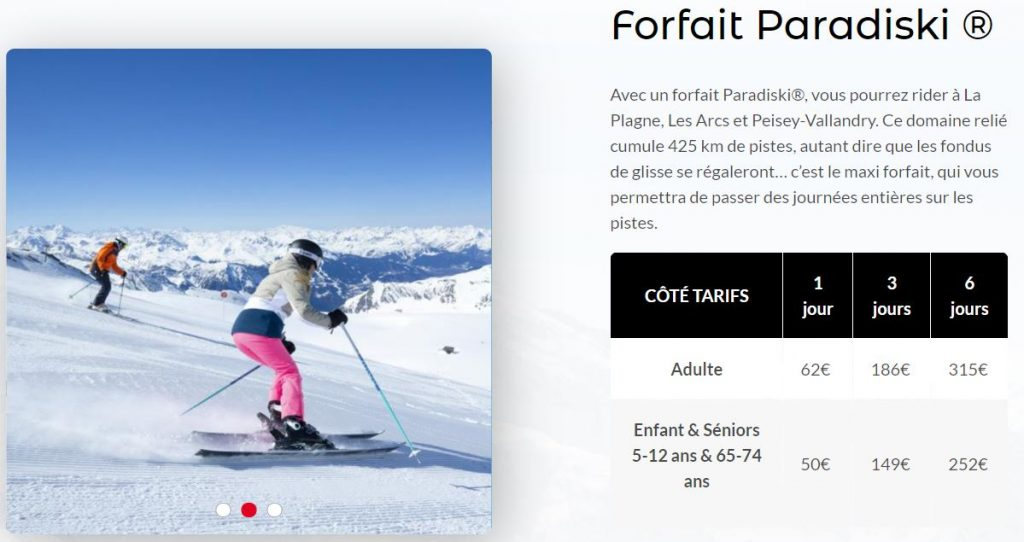 grille-forfait-ski-la-plagne-paradiski