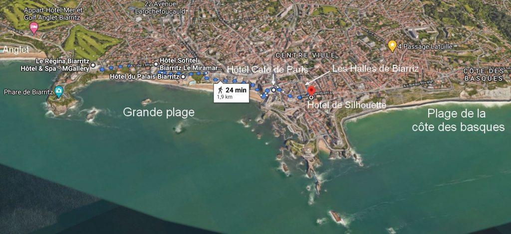 hotel-luxe-biarritz-5-etoiles-carte